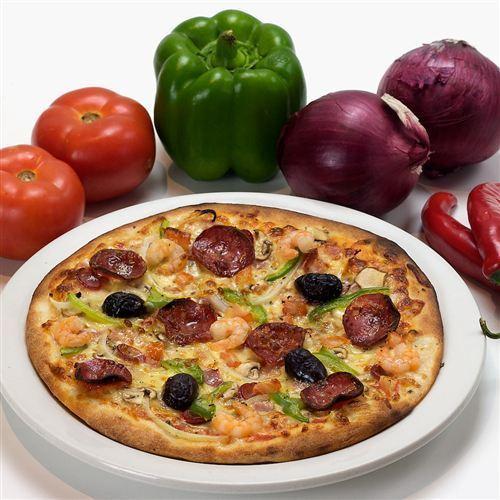 Kohi Gourmet Pizza