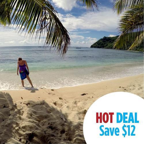Day trip to Botaira Resort, Fiji