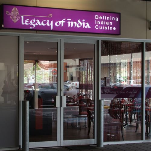 Legacy of India Mt Barker