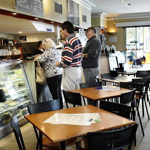 Manto Cafe