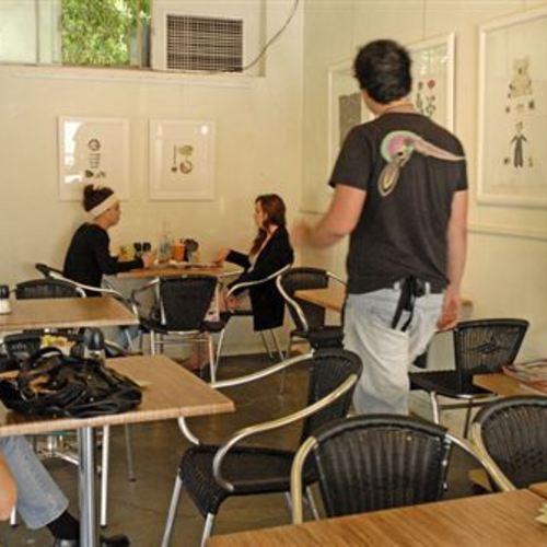 Zest Cafe Gallery