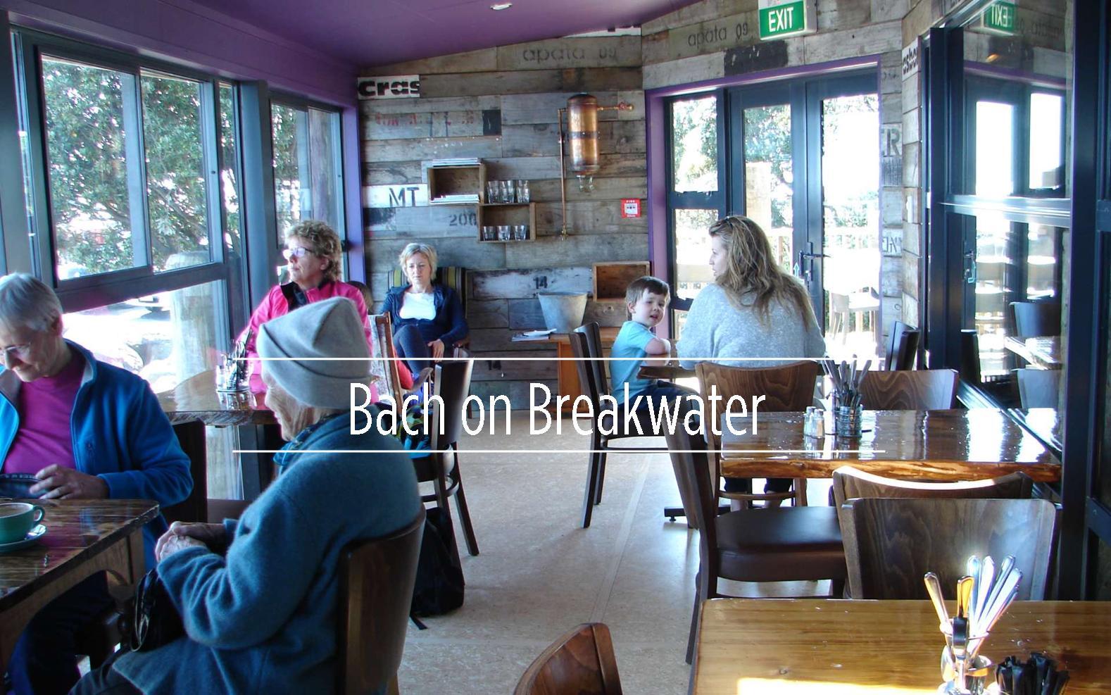 Bach On Breakwater Cafe and Restaurant Seaside Restaurant ...