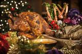 Turkey-christmas-buffet