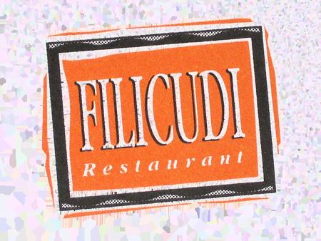 Filicudi Restaurant