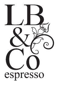LB & CO espresso