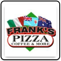 Franks Pizza, Coffee and More