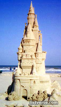 Port-Aransas-Sandcastle