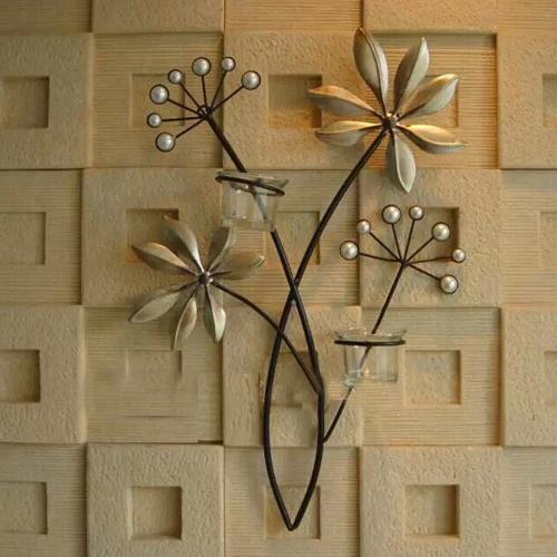Как сделать декор из металла