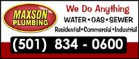 Maxson Plumbing & Drain Cleaning, Inc.
