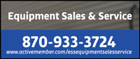 ESS - Equipment Sales & Service