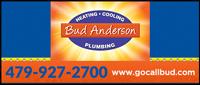 Bud Anderson Heating & Cooling, Inc.