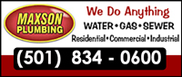 Maxson Plumbing & Drain Cleaning, Inc.