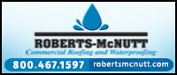 Roberts-McNutt Waterproofing/Roofing