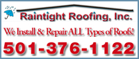 Raintight Roofing, Inc.
