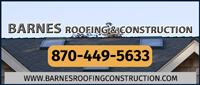 Barnes Roofing & Construction