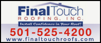 Final Touch Roofing, Inc.