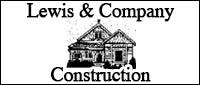 Lewis & Company Construction