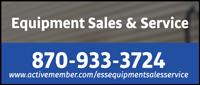 ESS - Equipment Sales & Service