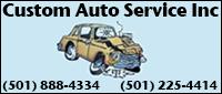 Custom Auto Service Inc