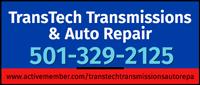 TransTech Transmissions & Auto Repair