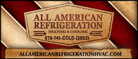 All American Refrigeration, Heating & Cooling