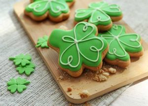 cookies-st. Patrick day