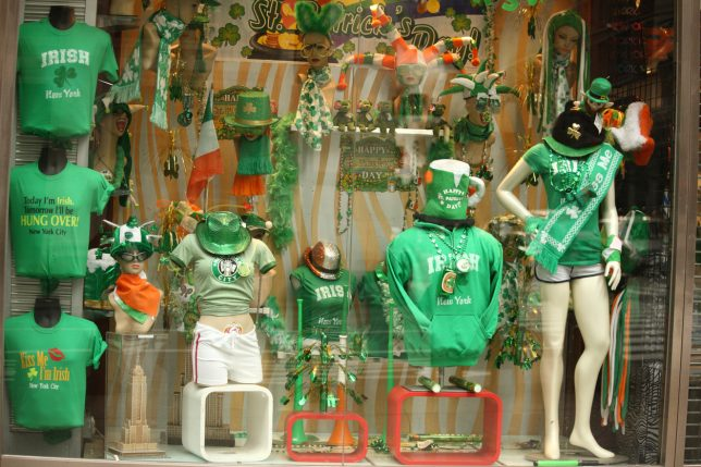 inventory-St.Patrick day