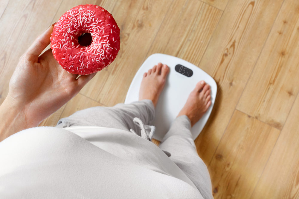 Doughnut and Scale
