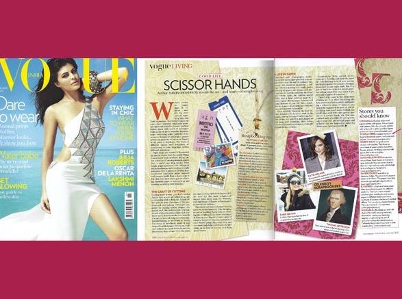 Vogue India - June 2010