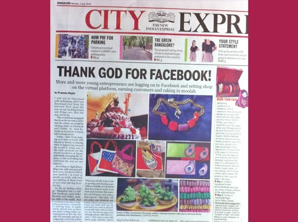 Indian Express - 2nd July 2012