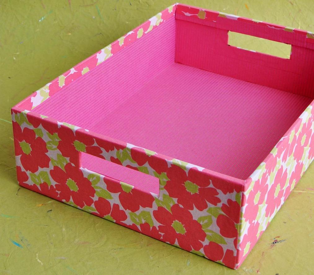Tray - Fabric 1
