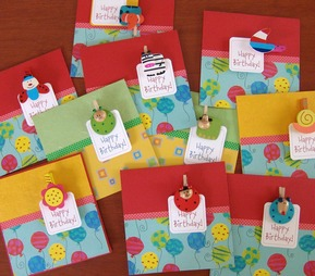 Greeting Card - Birthday1