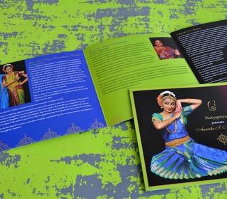 Brochure - Arangetram: Aasritha