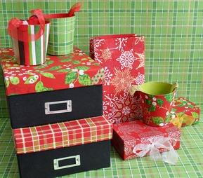 Box - Christmas