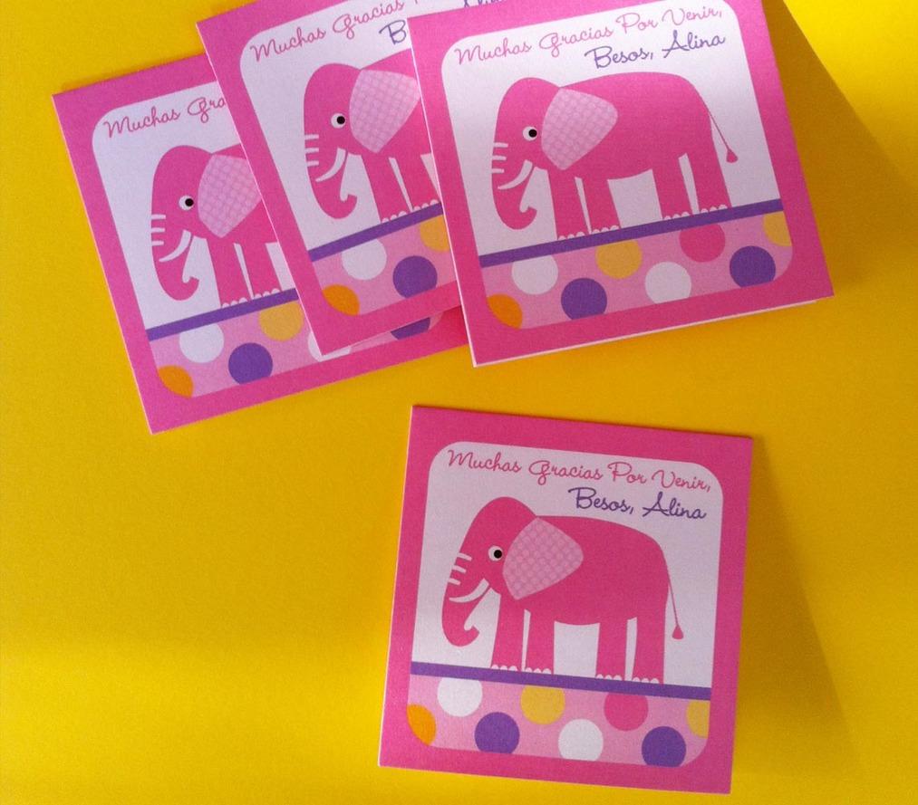 Tag - Elephant