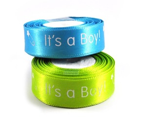 Ribbon - Baby Boy