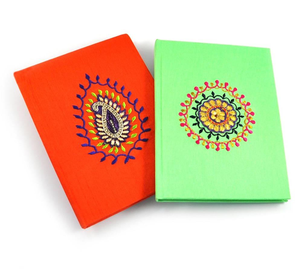 Notebook - Motif