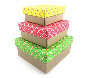 Gift Boxes - Nested