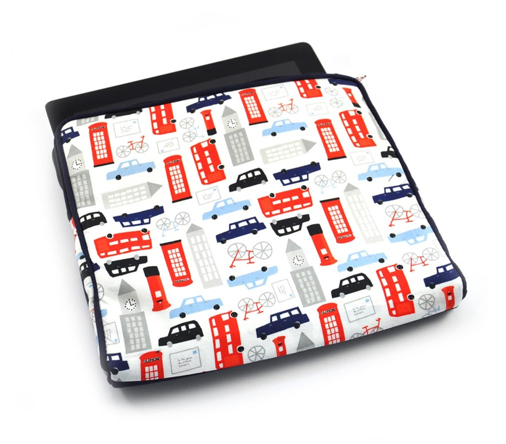 iPad Case - London print