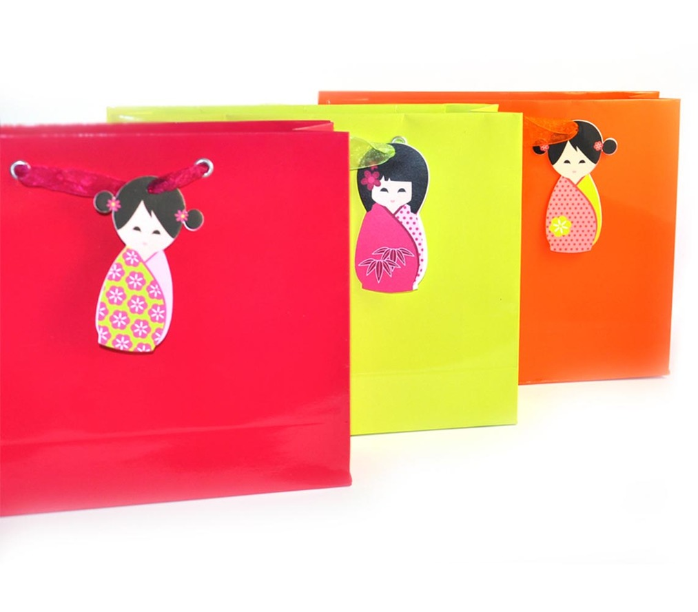 Gift Bags - Bright & Glossy