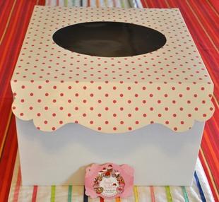 Box - Cake: Sugar Goddess