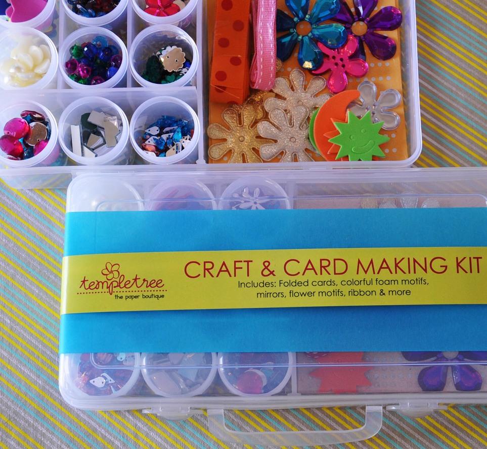 Craft kit - card making kit