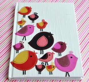 Notebook - Birds
