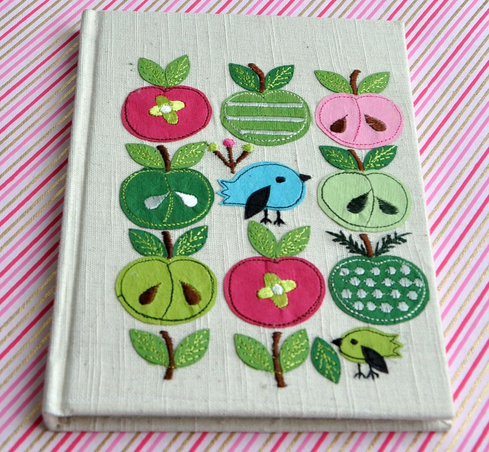 Notebook - Fruit