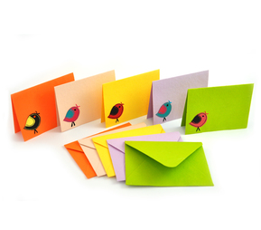 Notecards- Singing Birds