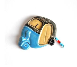 Magnet - Auto - Blue