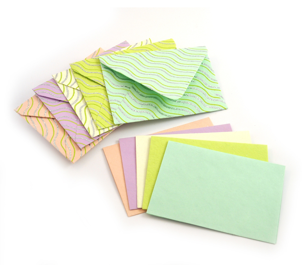 Notecards - Wave