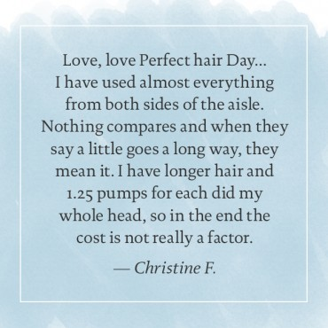 i love living proof's perfect hair day