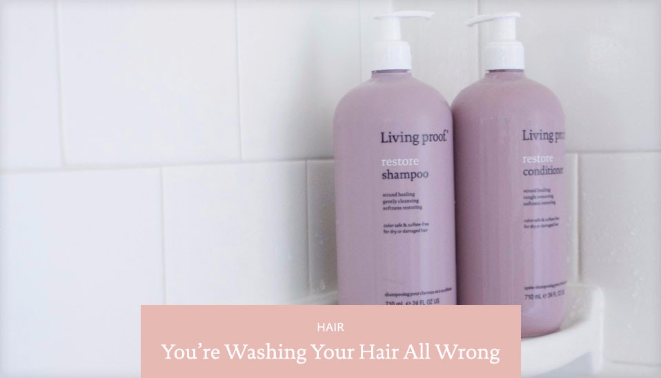 You're-washing-your-hair-all-wrong