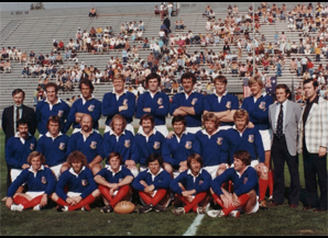 1976 U.S. Men's National Team vs Australia
